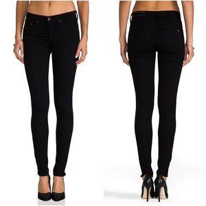 Rag & Bone Black Legging Black Skinny Jeans 29